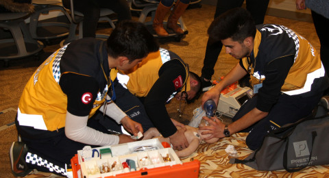 1st Prehospital Emergency Care and Emergency Symposium was held