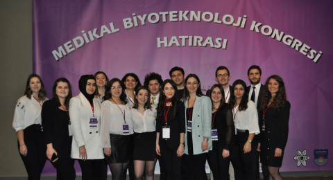 The 1st.Medical Biotechnology Student Congress